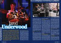 DRUMscene Magazine Interview