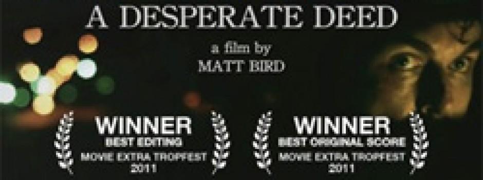 A Desperate Deed
