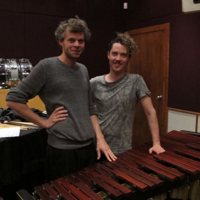 In the studio with Nick Littlemore (Empire Of The Sun)