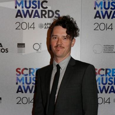 photo by Tony Mott. APRA screen music awards